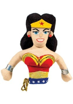 DC Comics Wonder Woman Finger Puppet and Refrigerator Magnet