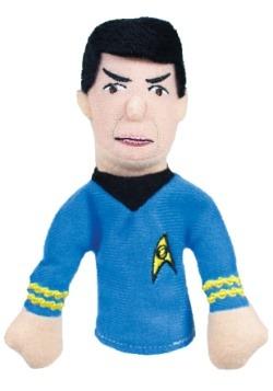 Star Trek Spock Finger Puppet and Refrigerator Magnet