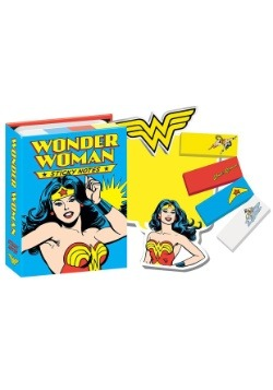 DC Comics Wonder Woman Sticky Note Booklet