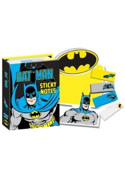 DC Comics Batman Sticky Note Booklet