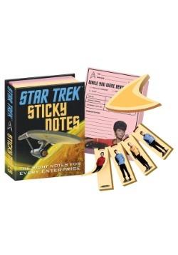 Star Trek Sticky Note Booklet