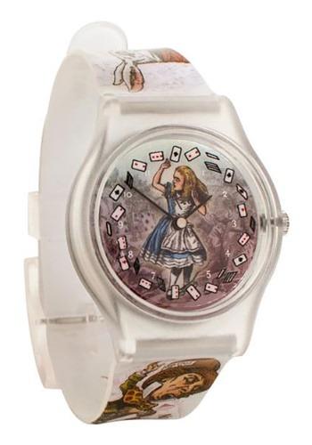 Alice in Wonderland Analog Watch