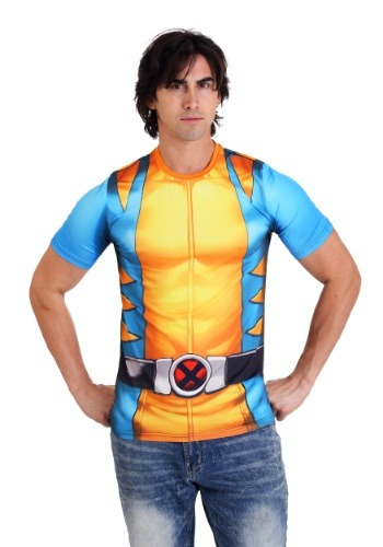 X-Men Wolverine Mens Costume Tee