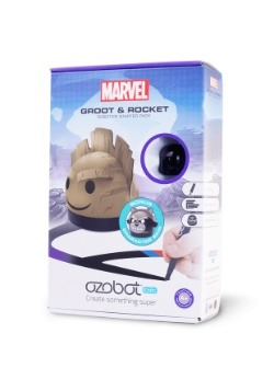 Ozobot Bit Starter Pack- Guardians of the Galaxy Black Codin