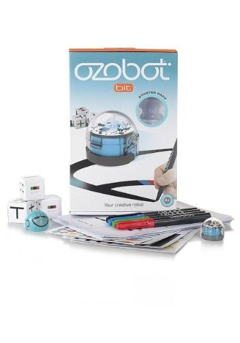 Ozobot Bit Starter Pack- White Coding Robot