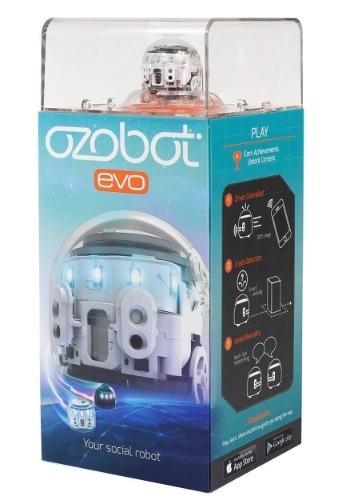 Ozobot Evo- White Coding Robot