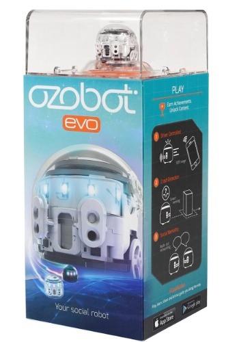 Ozobot Evo- Black Coding Robot