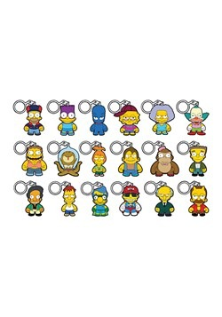 The Simpsons Crap-Tacular Keychain Series Blindbox 1