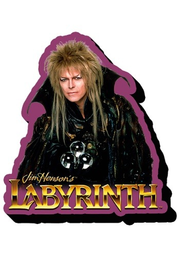 Labyrinth Jareth Funky Chunky Magnet