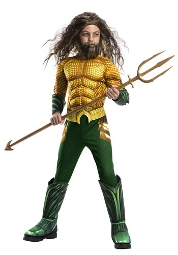 Child Aquaman Costume