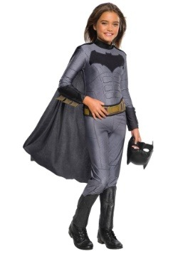 Batman Jumpsuit Costume for Girls