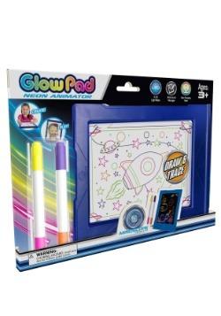 Mindscope Glow Pad Blue Light Up Writing Board Update1