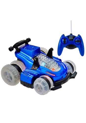 Mindscope HoverQuad Blue Remote Control Car