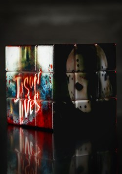 Jason Voorhees Friday the 13th Puzzle Box Update