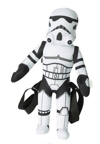Star Wars Stormtrooper Plush Backpack