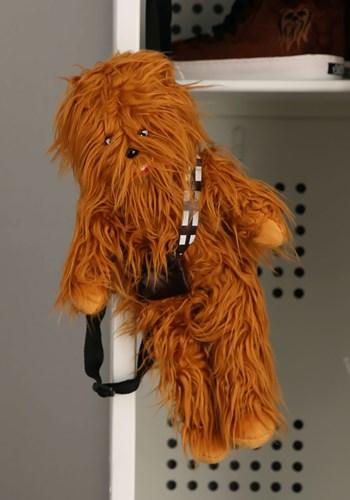 Star Wars Chewbacca Stuffed Figure Backpack Update