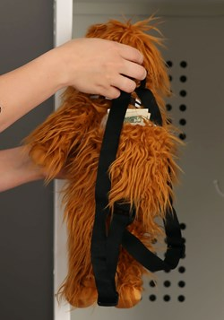 Star Wars Chewbacca Stuffed Figure Backpack alt 1