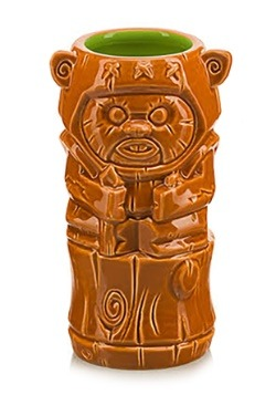 Geeki Tikis Star Wars Wicket Mug