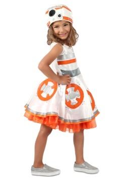 Star Wars Girl's BB-8 Costume