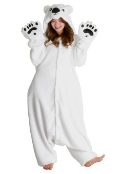 Polar Bear Kigurumi