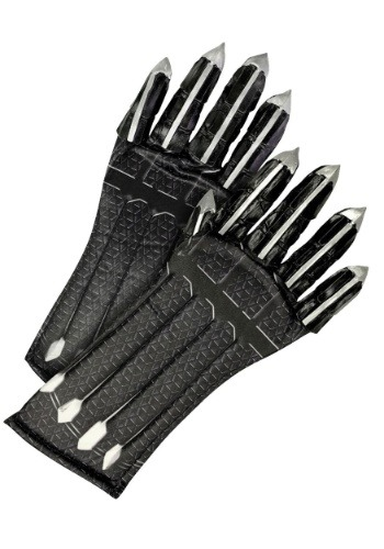 Black Panther Child Gloves