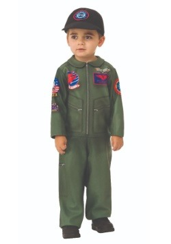 Toddler Top Gun Romper