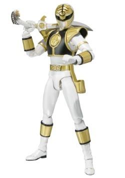 White Ranger Tamashii Nations Bandai SH Figurats Figure