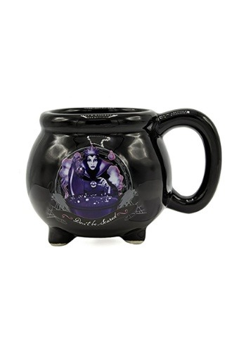 Disney Villains Evil Queen Black Kettle 3D Mug