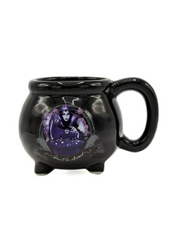 Disney Villains Evil Queen Black Kettle 3D Mug