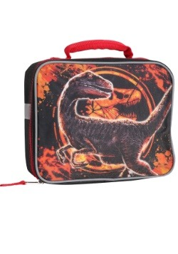 Jurassic World Rectangular Lunch Bag