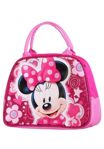 Minnie Mouse Satchel Lunch Bag