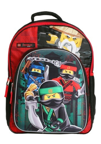 Lego Ninjago Backpack