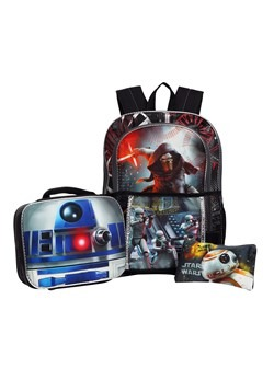 Star Wars Backpack 3-Piece Set