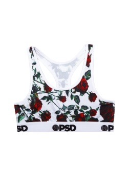 PSD Underwear- Rose II Women's Sports Bra