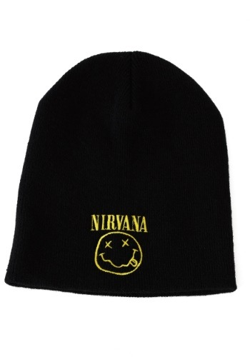 Nirvana Smile Beanie