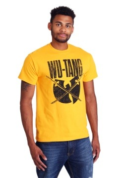 Wu-Tang Clan Swords Logo T-Shirt