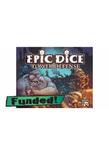 Epic Dice Tower Defense Game