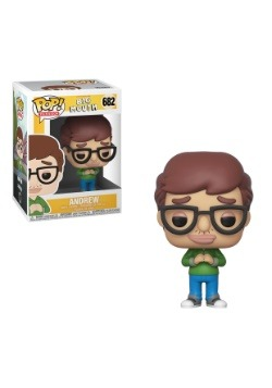Pop! Television: Big Mouth- Andrew