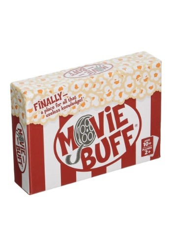 Movie Buff Card Game