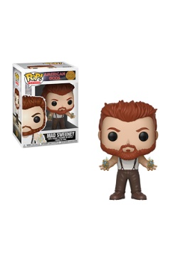 Pop! TV: American Gods- Mad Sweeney Vinyl Figure