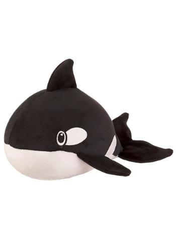 "Orca Squishy Squad Sealife 10"" Plush"