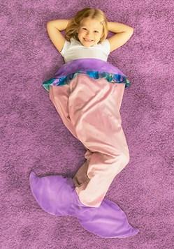Kid's Mermaid Blanket update1
