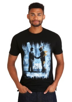 Pink Floyd Wish You Were Here Black Mens T Shirt