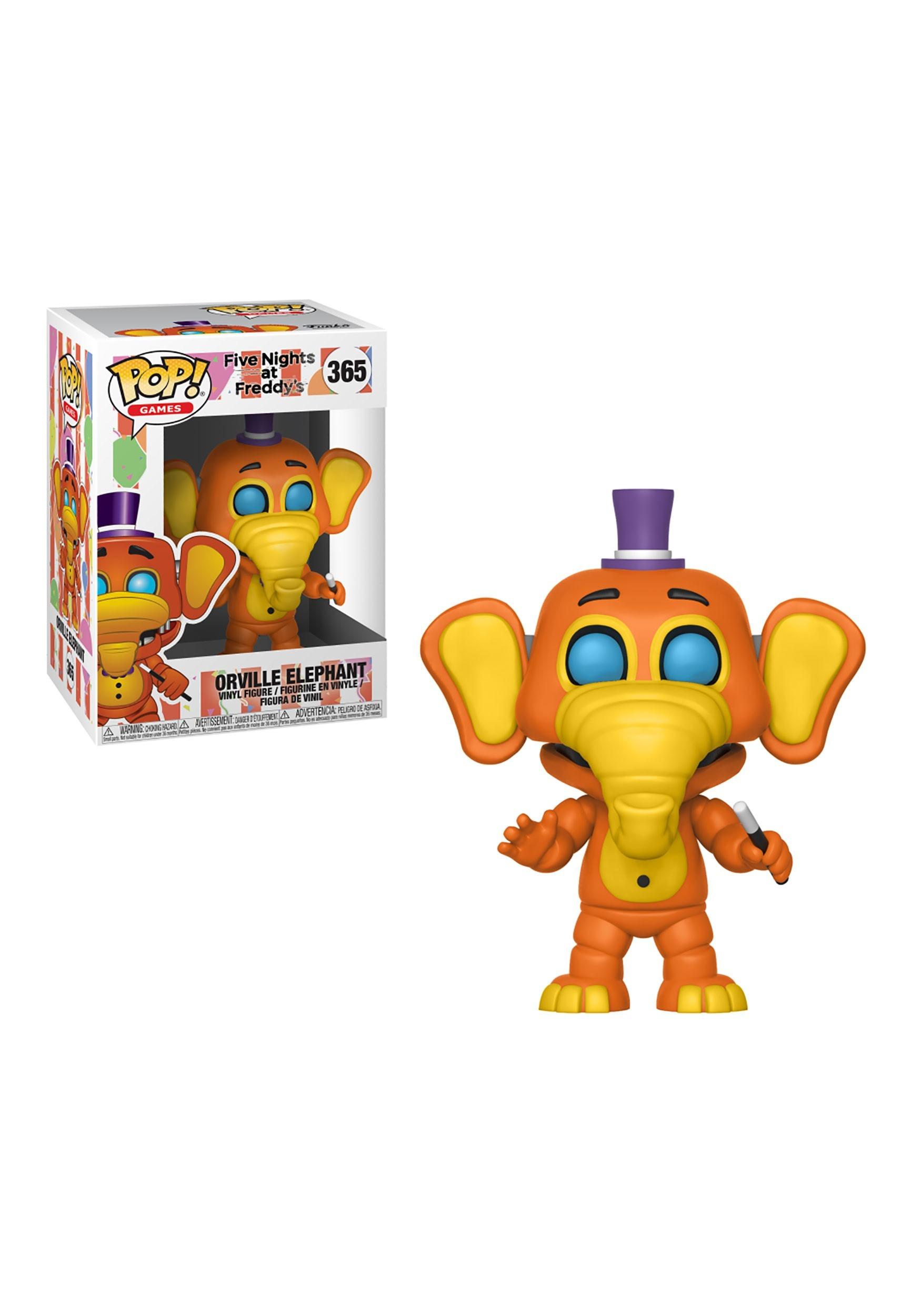 Five Nights At Freddy S Bedroom Decor: POP! Games: Five Nights At Freddy's- Orville Elephant