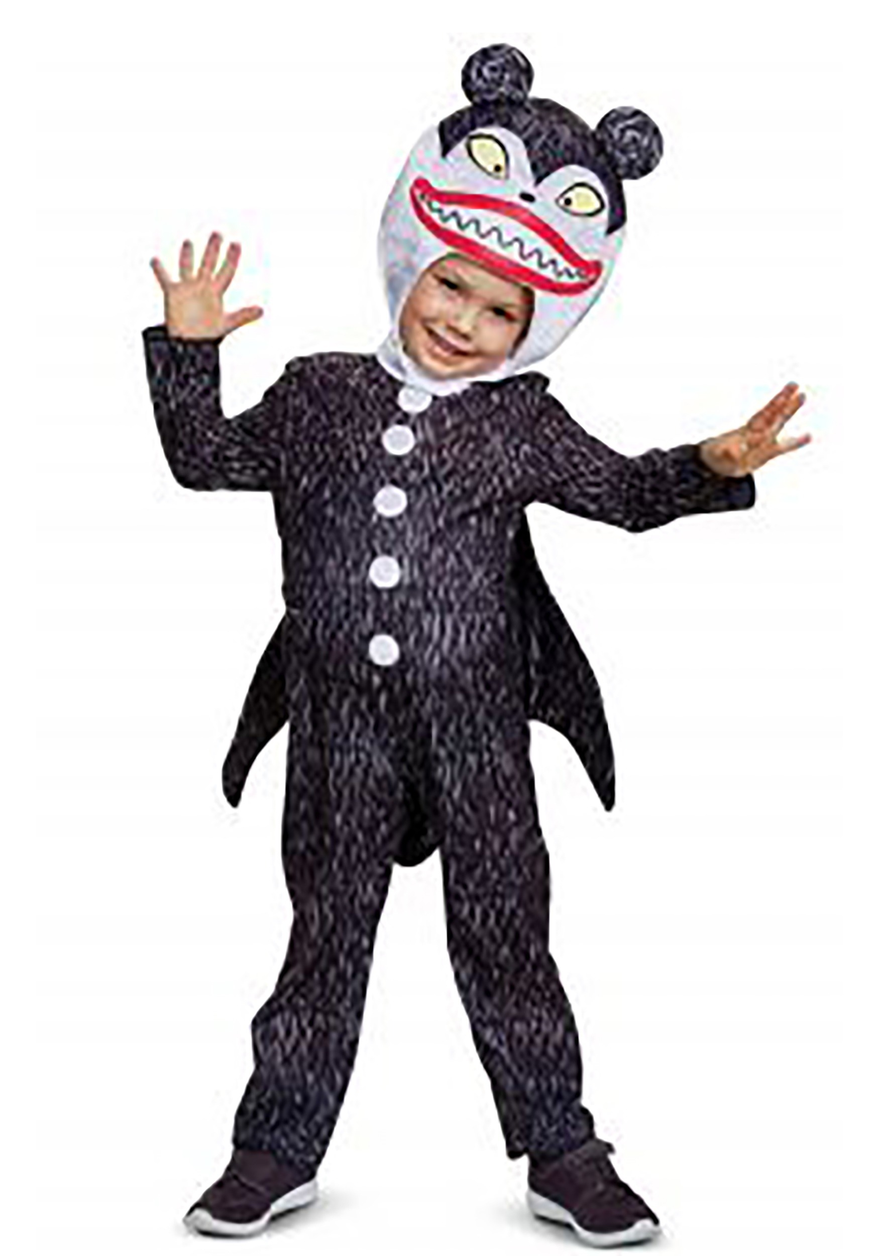 Child Nightmare Before Christmas Scary Teddy Cos