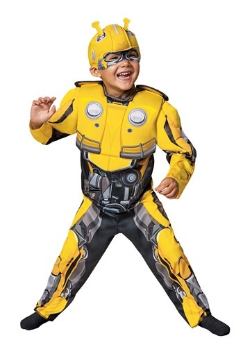 Bumblebee Movie Toddler Bumblebee Costume