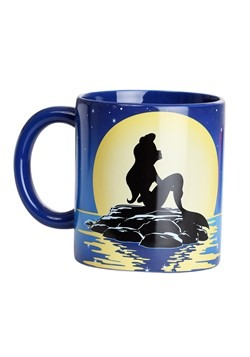 Little Mermaid 20oz Jumbo Ceramic Mug w/ Spinner update1