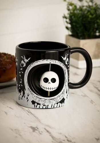 Nightmare Before Christmas Jack and Boogeyman Mug update