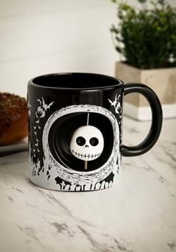 Nightmare Before Christmas Jack and Boogeyman Mug
