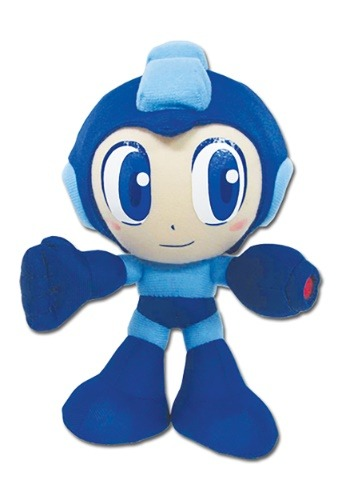 PLUSH MEGAMAN 10 MEGA MAN